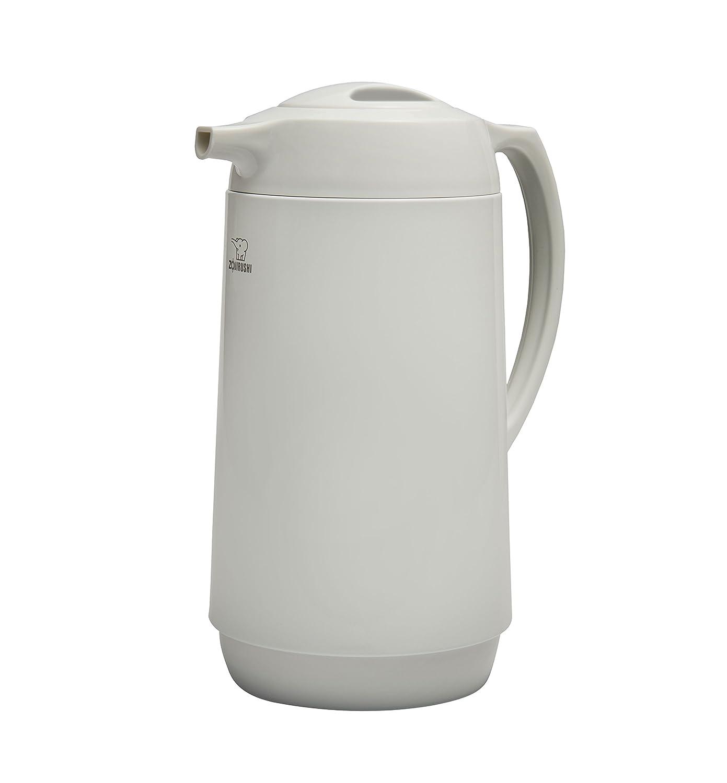 Zojirushi AHGB-10DWB Thermal Serve Carafe, 1.0 Liter, White, Made in Japan