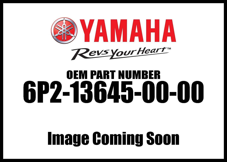 Yamaha 6P2-13645-00-00 Gasket Manifold 1; 6P2136450000 Made by Yamaha