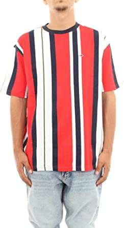 Tommy Hilfiger TJM Tommy Stripe tee Camiseta para Hombre
