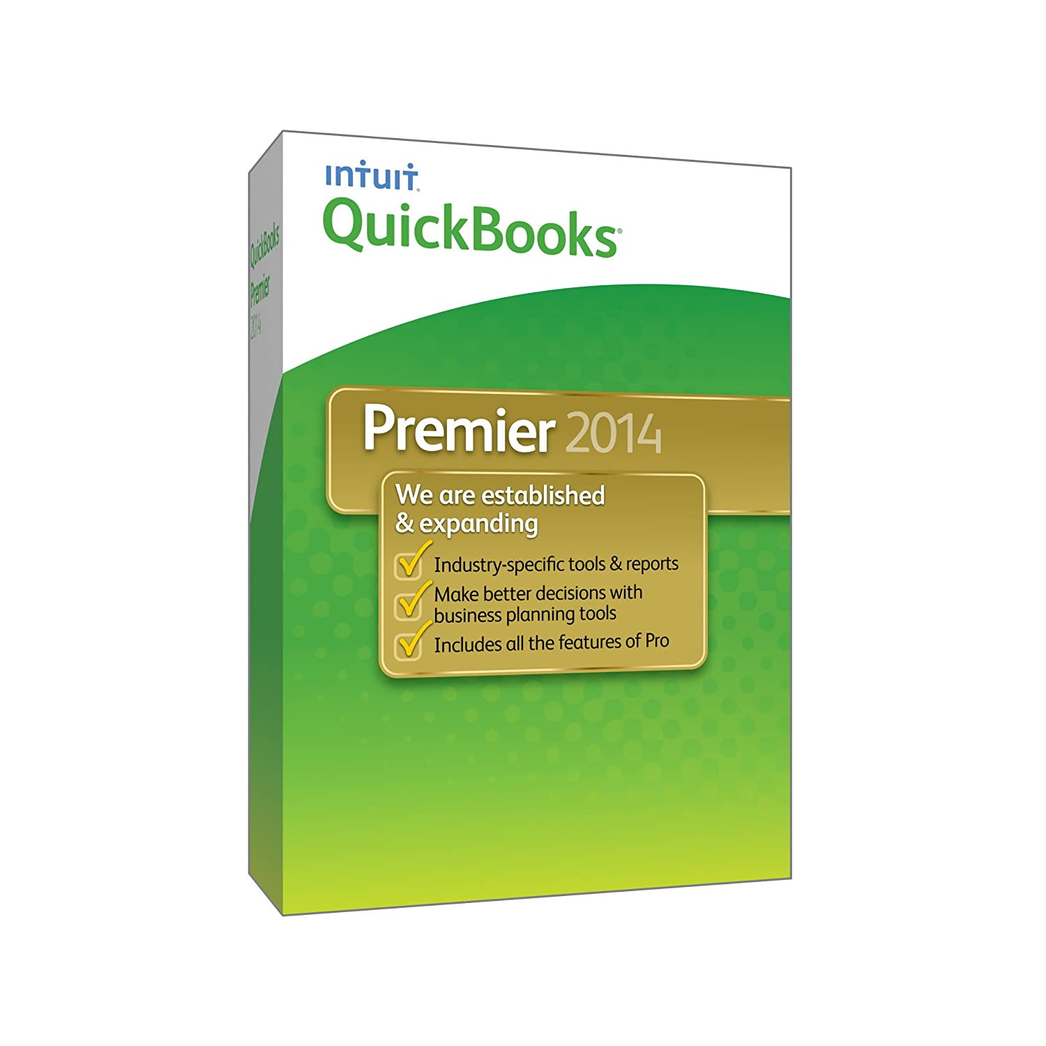 QuickBooks Premier 2014 [Old Version]