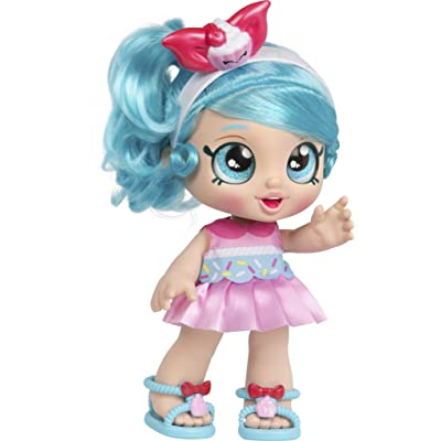 Kindi Kids Jessicake Doll for Boys and Girls Ages 3 and up, Multi-Colour, Famous 700015392: Toys & Games