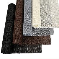 Anti-Rutsch-Matte Antirutschunterlage als Teppichunterlage oder Schubladeneinlage für Teppich, Küche, Auto und Schublade - Rutschunterlage Rutschstopp für Sicheren Halt auch für Tischdecke, Fußmatte oder Kofferraummatte zuschneidbar, 150x30-cm