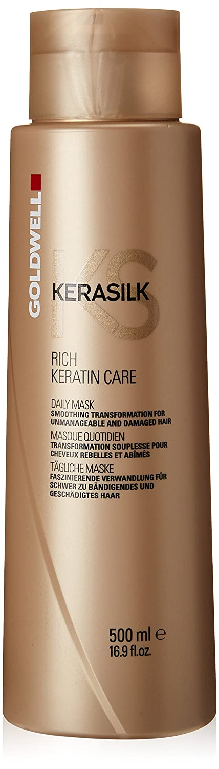 Goldwell Kerasilk Rich Keratin Care Daily Mask for Unisex, 16.89 Ounce