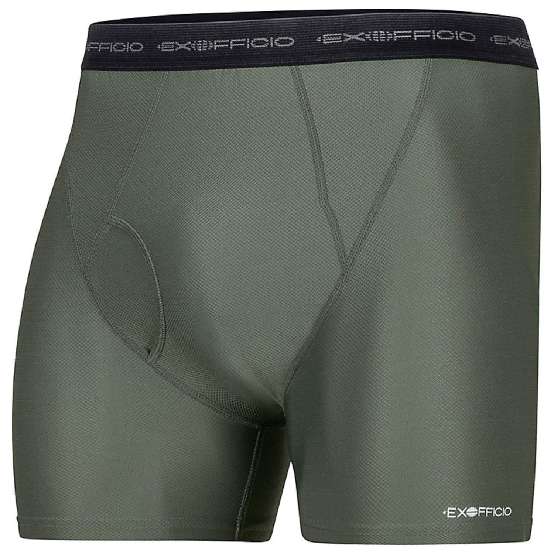 ExOfficio Men's GNG Boxer Brief - Nori - S
