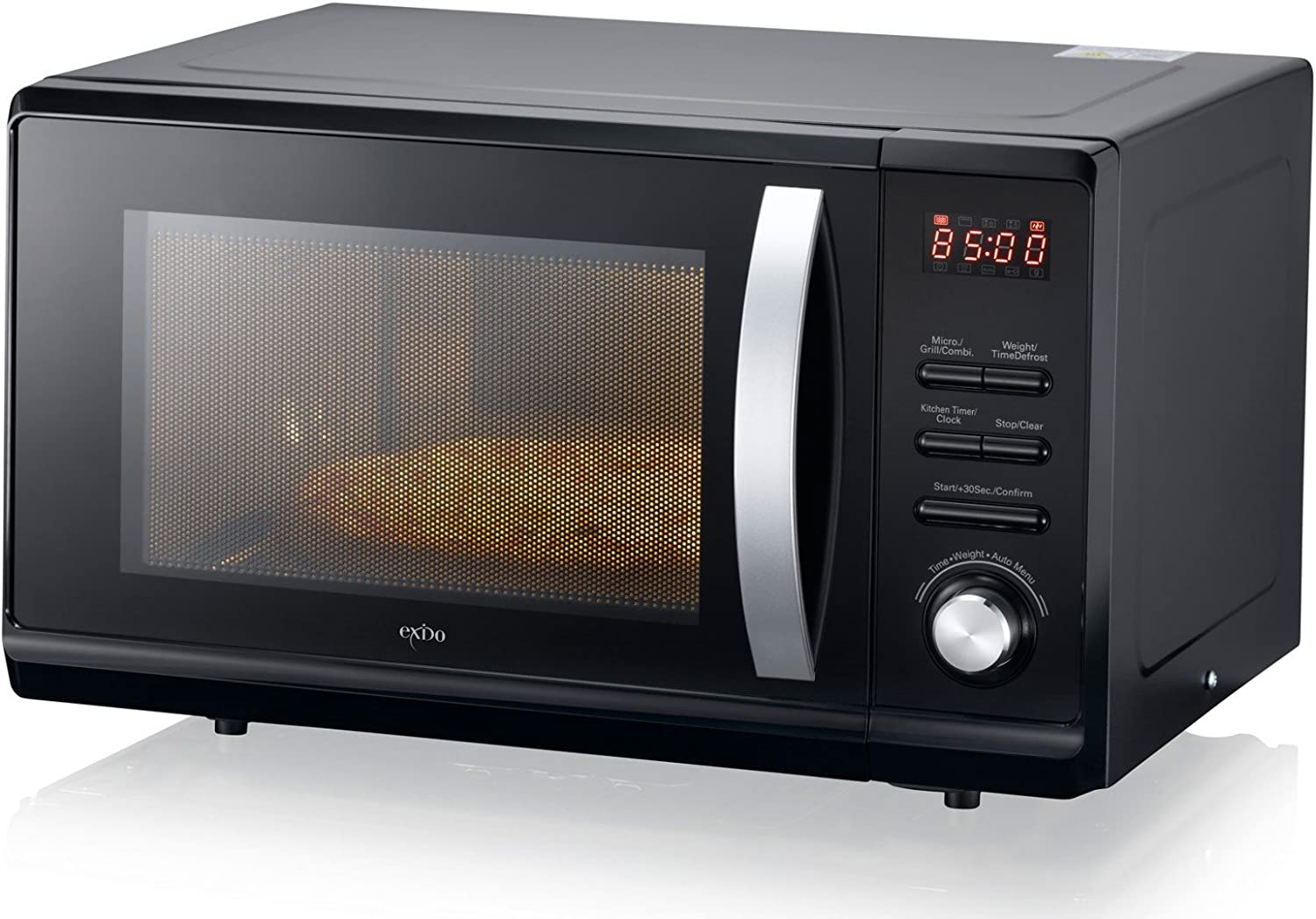 litre 1000 watt microwave with grill