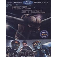 铁甲钢拳(蓝光碟+DVD9 铁盒珍藏版)