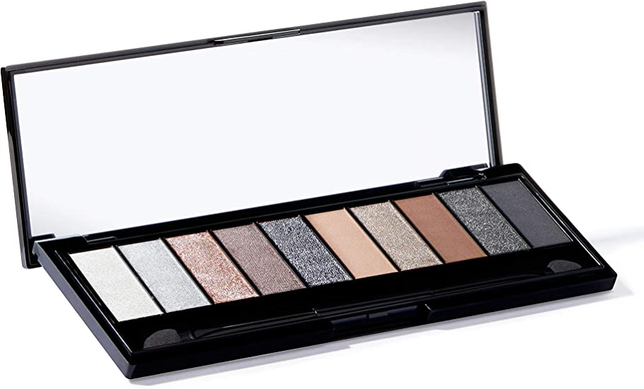FIND - Eyeshadow Palette(10 Shades) - Midnight Queen no.1,Amazon Eu Sarl