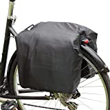 MTB Bike Cycling Bicycle Rear Pannier Bag 126cm Waterproof Rain Cover