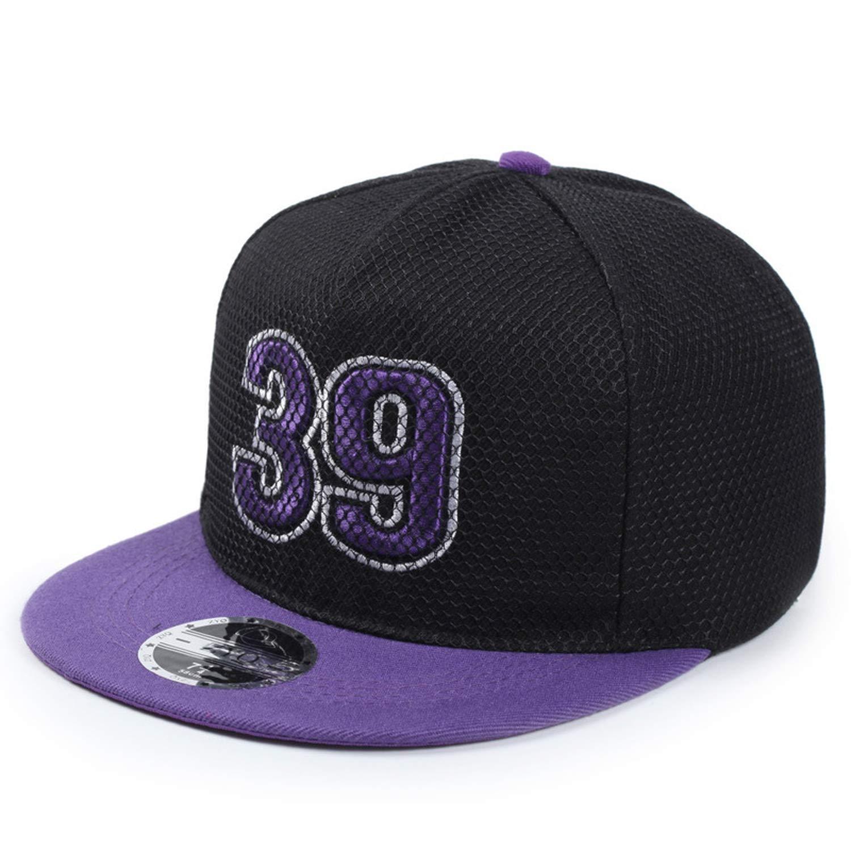 Trend Flat Brim Snapback Adjustable 5 Panel Baseball Cap Gorras Sunhat for Men Women nisex Hip Hop Caps Hats Blue Black at Amazon Womens Clothing store: