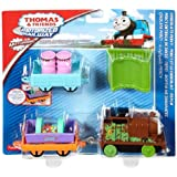 Fisher Price Thomas and Friends Motorized Railway Playset - Chocolate Percy