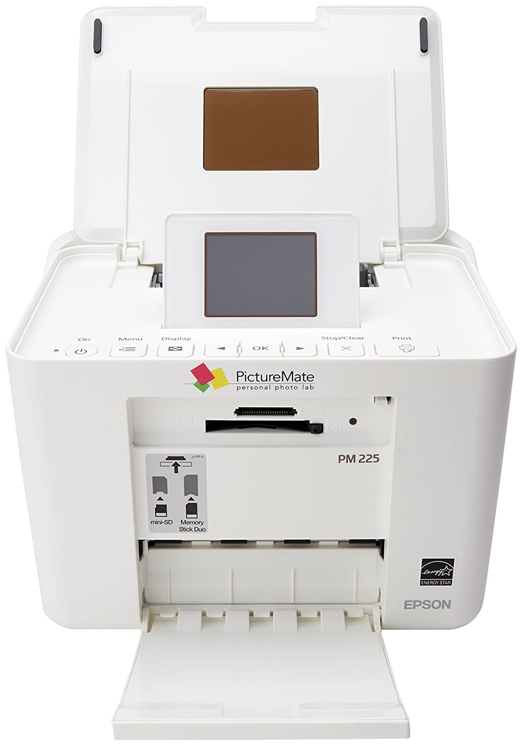 Epson Picturemate Charm Pm 225 15 Watts Compact Photo Printer