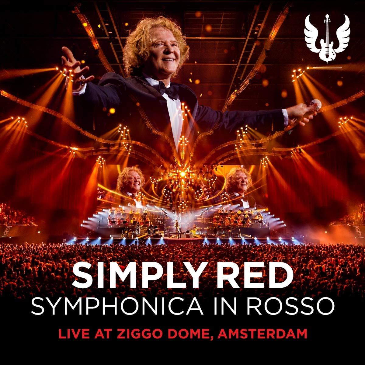 Simply Red - Symphonica In Rosso: Live At Ziggo Dome Amsterdam [import] (Bonus DVD, United Kingdom - Import)