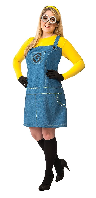 Amazon.com: Rubie\'s Costume Women\'s Despicable Me 2 Female Minion ...