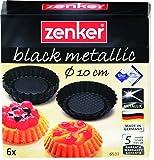Zenker 6531 Mini Tart Pans