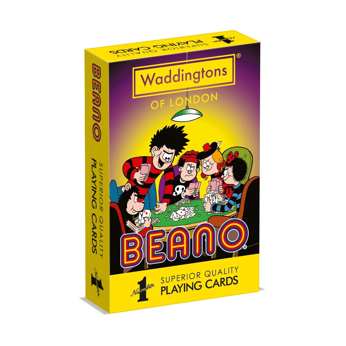 Beano No 1 Playing Cards