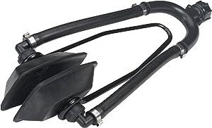 Moeller Flushrite Boat Motor Flusher (Dual Water Feed, Universal, Rectangular Cup)