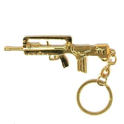 Amazon com: Fadecase CSGO 18k Gold Keychain Collector's