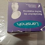 Amazon.com: Lansinoh Colector de leche materna, ahorra leche ...