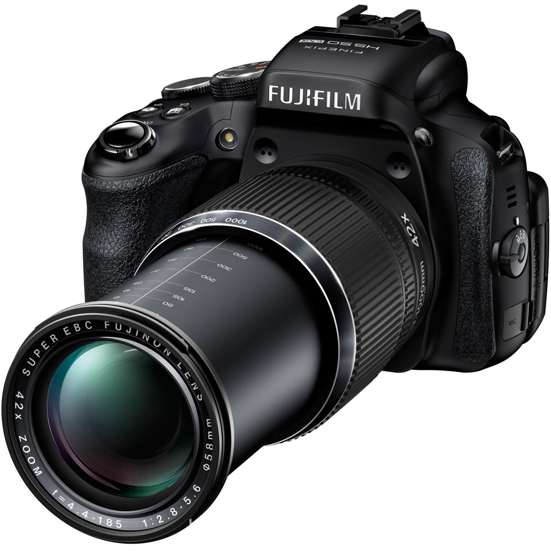 Camera Fujifilm Dslr Camera Price amazon com fujifilm finepix hs50exr 16mp digital camera with 3 inch lcd black old model point and shoot cameras c