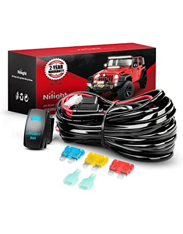 Amazon.com: Wiring Harnesses - Electrical: Automotive on