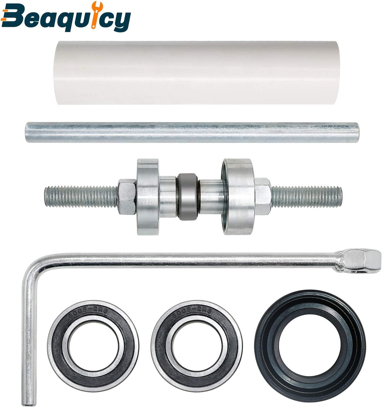 Beaquicy W10447783 Tub Bearing Installation & Removal Tool - Replacement for Kenmore Whirlpool Washer
