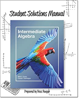 Intermediate algebra mark turner and charles p mckeague student solutions manual for turnermckeague intermediate algebra fandeluxe Choice Image
