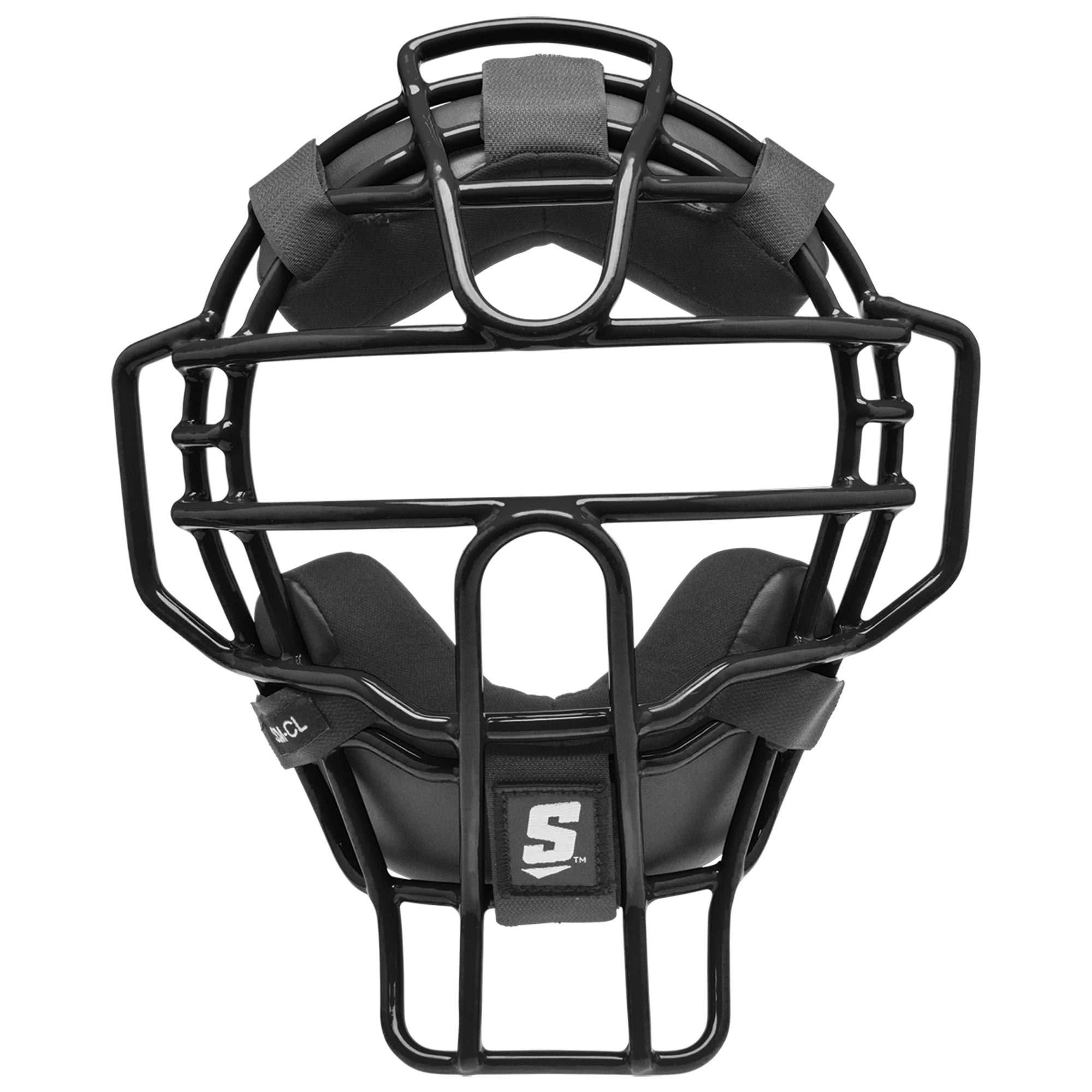 Schutt Sports Comfort-Lite Mask, Black by Schutt