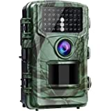 """4K 20MP Trail Camera CAMBASE Game Wildlife Camera with 120° Monitoring Night Vision Motion Activated Hunting Cam 2.0"""" LCD IP5"""