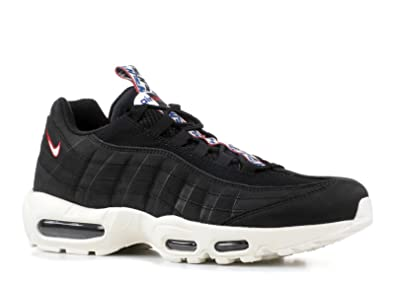 online store afe12 f28c0 Nike Air Max 95 TT, Chaussures de Running Compétition Homme, Multicolore  (Black
