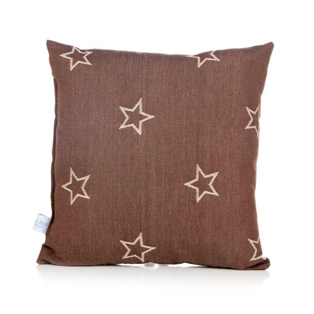 Glenna Jean Carson Pillow, Denim Star by Glenna Jean   B0079RHW2G