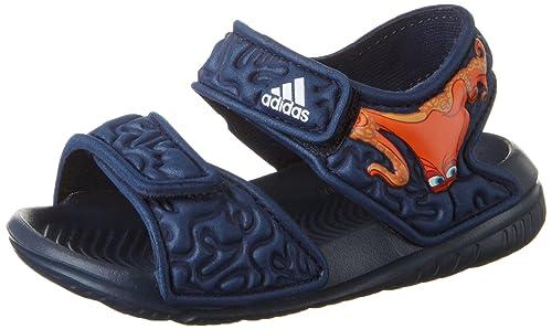 Adidas Disney Nemo Altaswim I, Sandalias Bebé Unisex, Azul (Maruni/Ftwbla/Maruni 000), 21 EU
