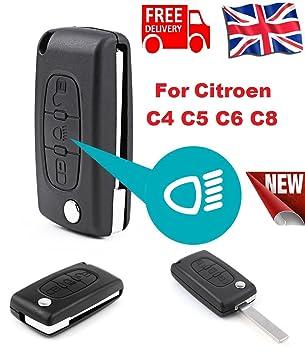 Citroen C4 C5 C6 C8 Grand Picasso 3 Botones (Símbolo de la ...