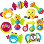 Toys For Babies 6 12 Months : What should you look for in baby's toys? 3