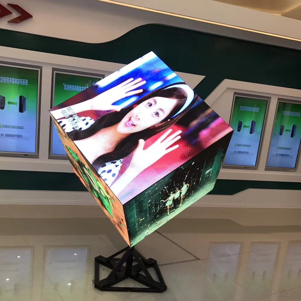Led Matrix 64x32 Pixel 4MM Led Panels Digital Module Indoor Flexible for  Special Shapes Display Screen RGB led Board Hub-75 2121SMD (P4-256x128mm,
