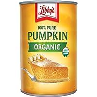 Libby's Pie & Pastry Filling, Organic Pumpkin, 15 oz