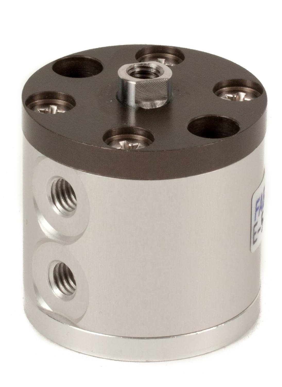 Fabco-Air E-5-X Original Pancake Cylinder, Double Acting, Maximum Pressure of 250 PSI, 1/2' Bore Diameter x 1/2' Stroke 1/2 Bore Diameter x 1/2 Stroke FAB   E-5-X