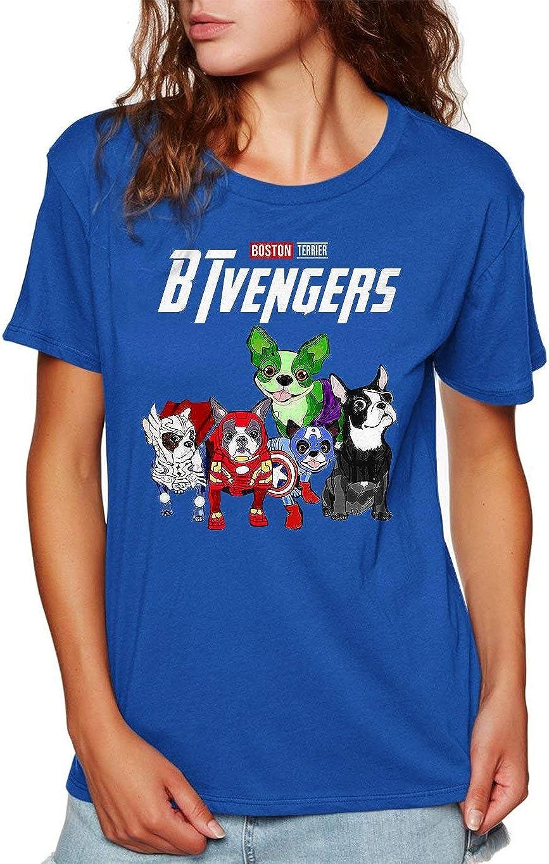 Boston Terrier BTvengers Funny Vintage Trending Awesome Gift