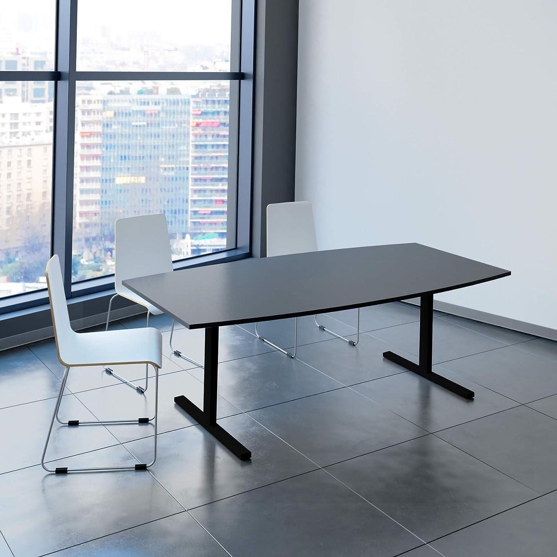 Tavolino da conferenza WeberBÜRO Easy Colore Struttura ...