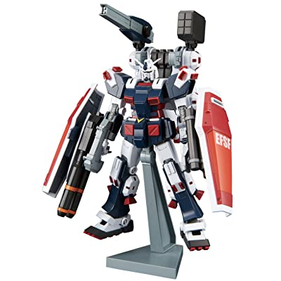 Bandai Hobby HGTB Full Armor Gundam ver Thunderbolt Anime Color Gundam Thunderbolt Building Kit (1/144 Scale): Toys & Games