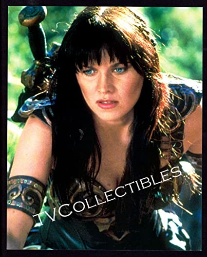 Amazoncom 8x10 Postcard Xena Warrior Princess Actress Lucy