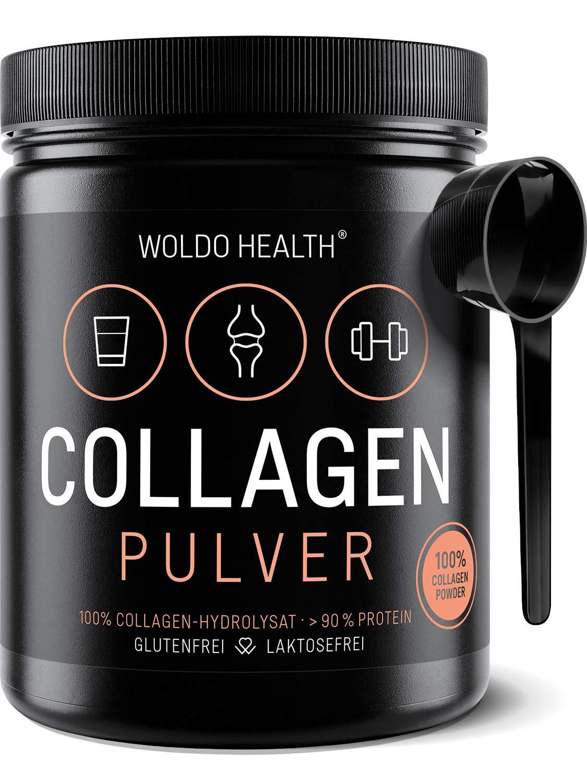 Colágeno Bovino Polvo Hidrolizado 100% Proteína - 500g ...