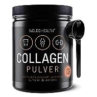 Collagen Powder Organic Grass Fed - 500g Bovine Unflavored Halal Certifikate
