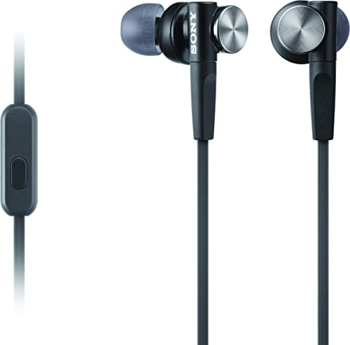 Sony MDRXB50AP Extra Bass Earbud Headset review