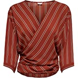 Only Blouses For Women, Maroon 36 EU