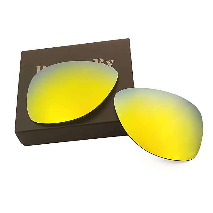 e351844436 Polarized Replacement Lenses for Oakley Dispatch 2 Sunglasses - 24K Gold  Coating