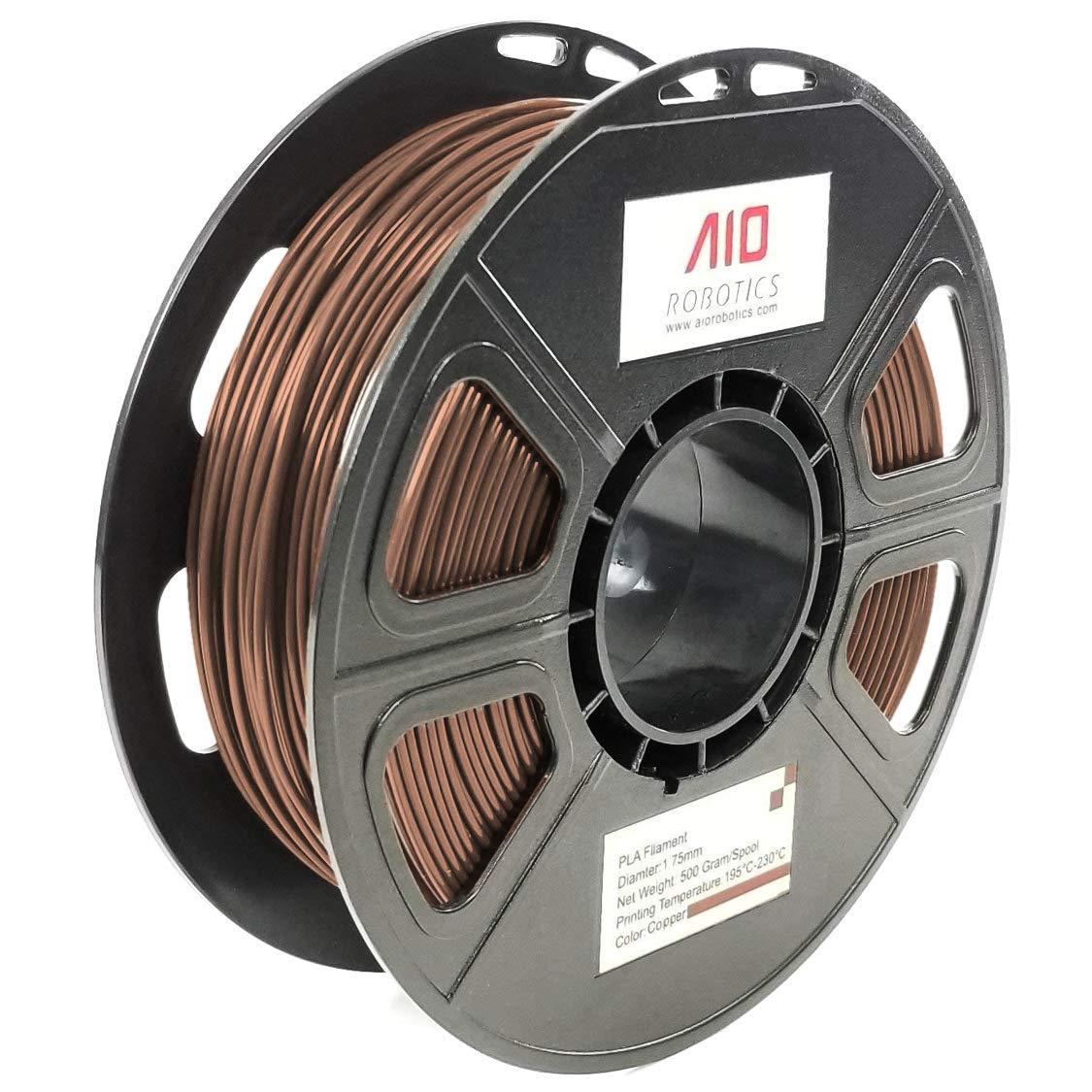 AIO Robotics - Filamento para impresora 3D (bobina de 0,5 kg ...