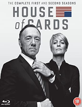 Amazon Com House Of Cards Seasons 1 2 Bundle Kevin Spacey Robin