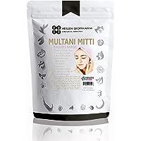 Multani Mitti (Fuller's Earth) for Face, Skin & Hair Packs - 100% Natural (200 gm / 7 oz / 0.44 lb)