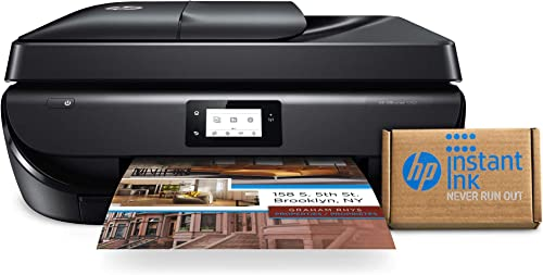 HP OfficeJet 5260 Wireless All-in-One Printer includes 2 Years of Ink Delivered to Your Door Z4B13A