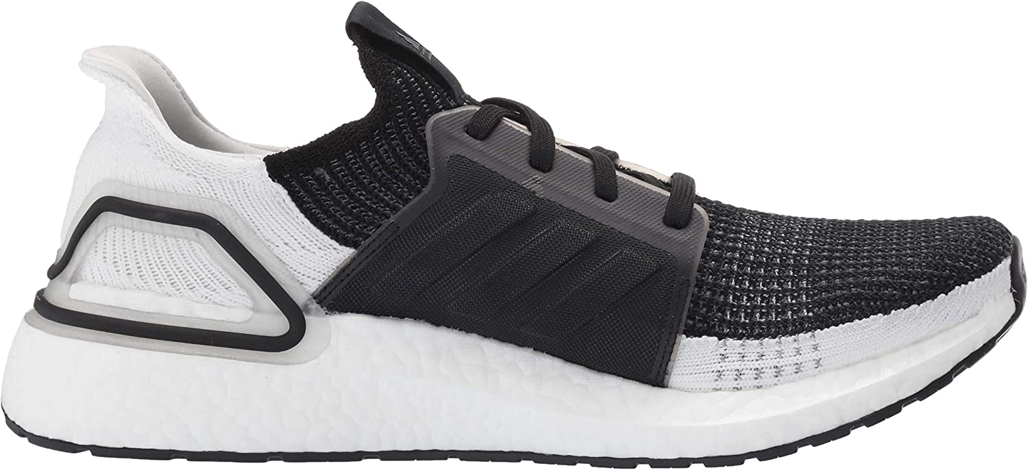 adidas Ultraboost 19, Chaussure de Course Homme Black Grey Grey